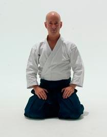 Ethan Weisgard Aikido Instructor 6 Dan